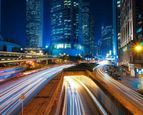 智能城市香港,邁入科技化時代
